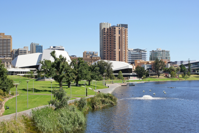Adelaide is the capital and largest city of South Australia.